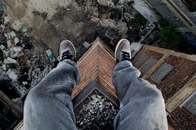 ¿Tienes Miedo a las Alturas?
