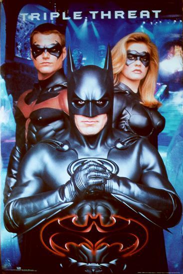¿Quién interpretó al Capitán Frío en la película Batman & Robin (1997)?