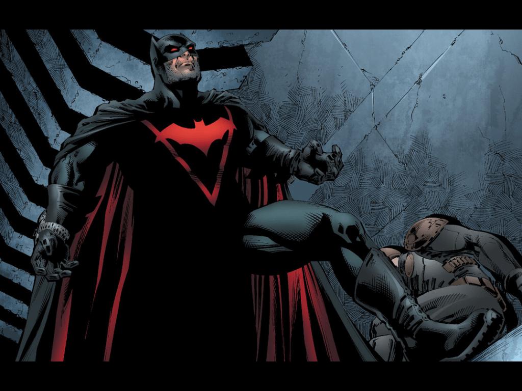 A qué tierra pertenece este Batman?