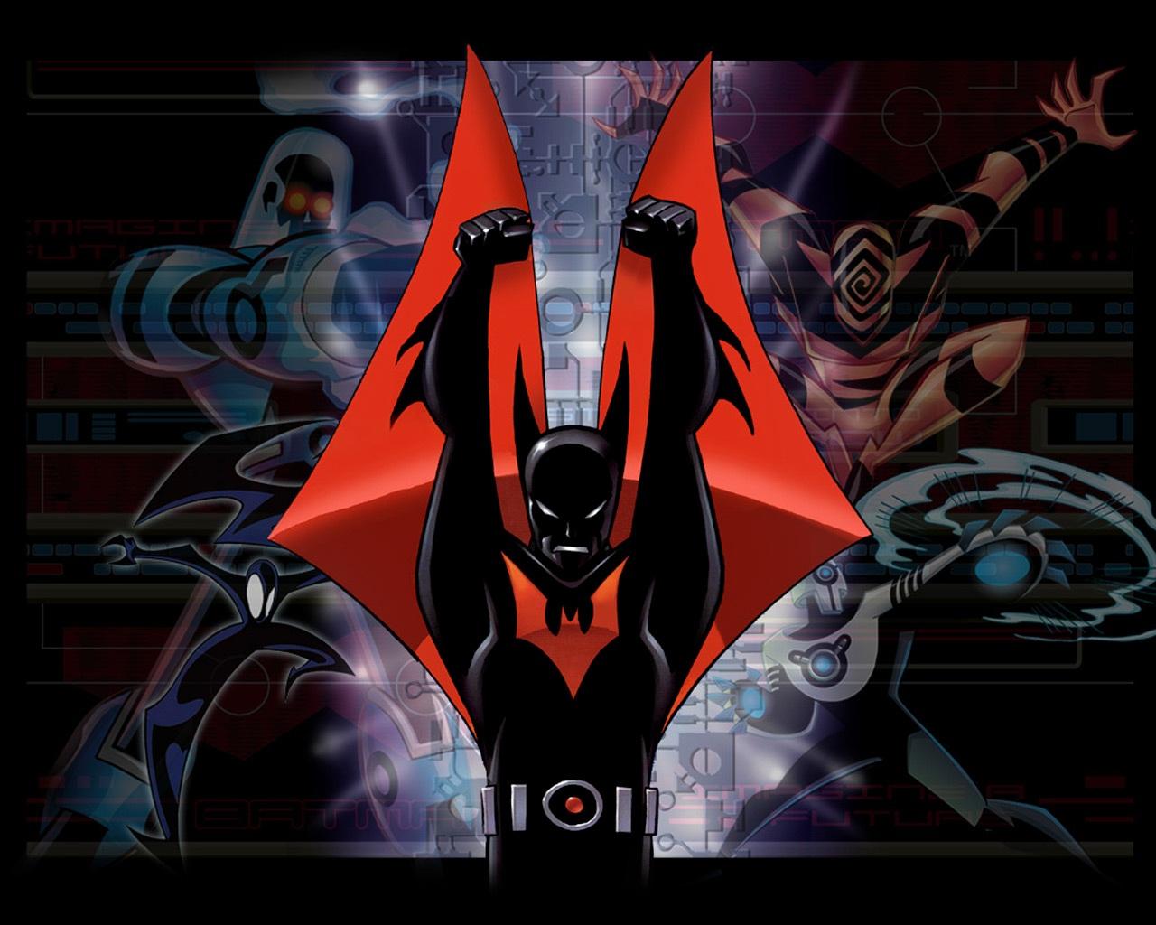 Quién es este Batman?