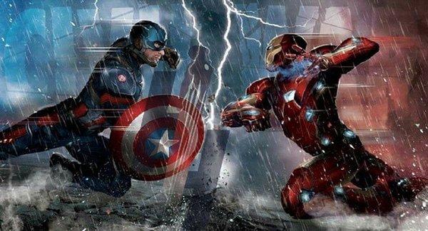 Capitan America Civil War Desvelado el reparto y la sinopsis oficial landscape