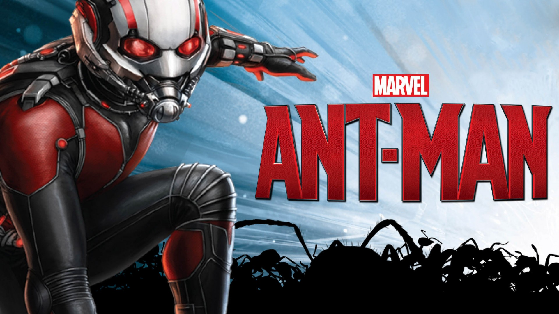 Marvel Ant Man Banner Poster