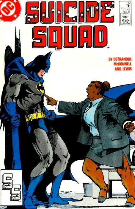 suicide squad 10 vs batman 1980s suicide squad the joker harley quinn s role