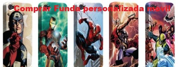 Fundas superheros