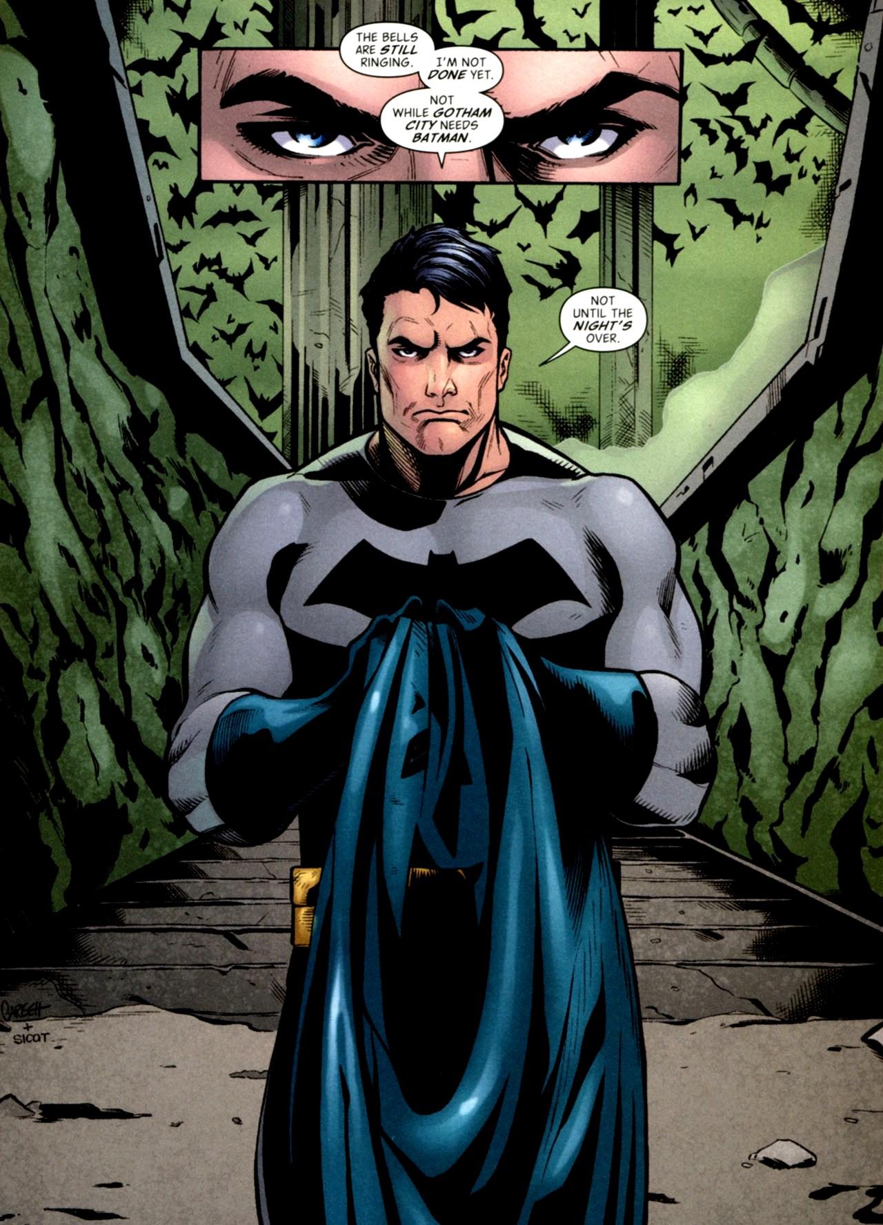 Empecemos por una fácil..... ¿Cuál es el verdadero nombre de Batman?
